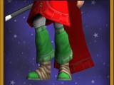 S-碎花长靴