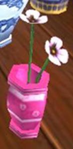 家具-盆栽紫罗兰