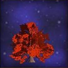 家具-红叶树