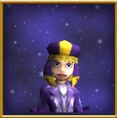 F-风暴波浪罩帽-女