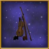 小提琴和架子