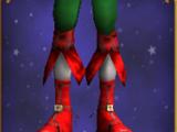 Y-余烬血鞋