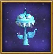 (House) Frozen Fly Trap