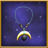 A-暗月项链
