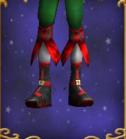 A-暗黑寒冰长靴-女