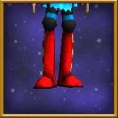 W-微光中性长靴-女