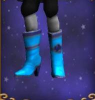 B-壁炉之结霜长靴-女