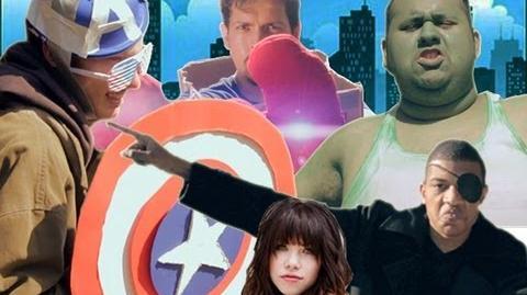 Call Me Maybe - Carly Rae Jepsen - Avengers (PARODY)