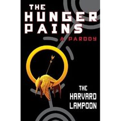 The Hunger Pains Book Cover