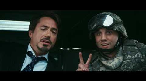Iron Man - Official Trailer