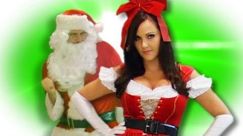 Christmas Parody - Pop Hits of 2011 ft. Pitbull Chris Brown Katy Perry LMFAO Rihanna More!