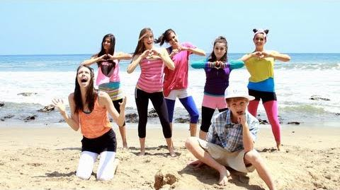 """Call Me Maybe"" byBRaps & Cimorelli) ""Don't Call Me Baby"" Parody"