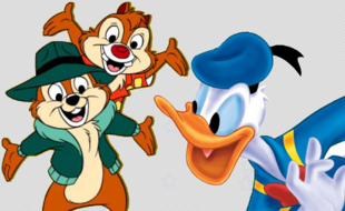 Multfilm chip i dale i donald dak