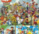 The Pokemon Gang & The Digimon Gang