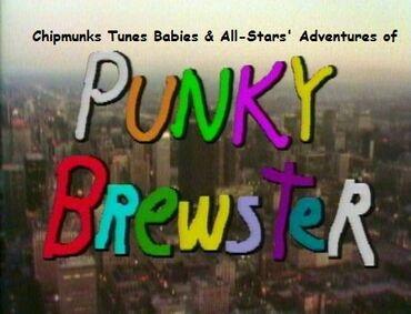 Chipmunks Tunes Babies & All-Stars' Adventures of Punky Brewster (TV Series)