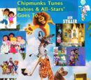 Chipmunks Tunes Babies & All-Stars' Goes to Madagascar
