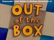 Chipmunks Tunes Babies & All-Stars' Adventures of Out of The Box (TV Series)