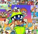 Chipmunks Tunes Babies & All-Stars Adventures of The Rugrats Movie
