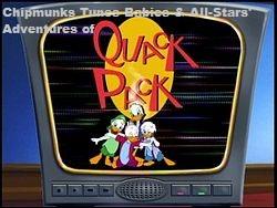Chipmunks Tunes Babies & All-Stars' Adventures of Quack Pack (TV Series)