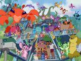 The Lilo & Stitch Gang