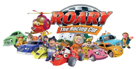 The Roary The Racing Car Gang