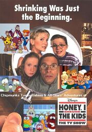 Chipmunks Tunes Babies & All-Stars' Adventures of Honey I Shrunk The Kids (TV Series)