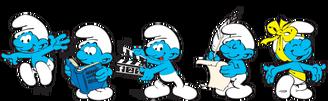 Smurfs Info Img