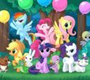 The My Little Pony Gang