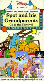Chipmunks Tunes Babies All-Stars' Adventures of Spot and his Grandparents Go to the Carnival
