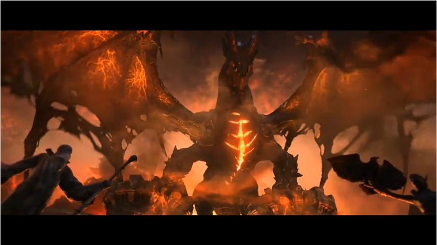 image deathwing in dragon form jpg chipmunks tunes babies all