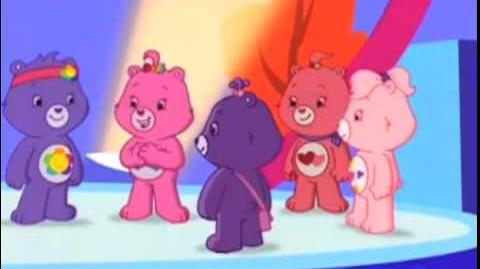 Care Bears-Battle Of The Bands