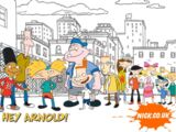 The Hey Arnold Gang