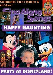 Chipmunks Tunes Babies & All-Stars' Happy Haunting - Party at Disneyland