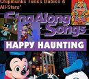 Chipmunks Tunes Babies & All-Stars' Happy Haunting - Party at Disneyland