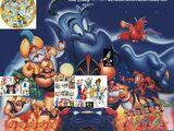 Chipmunks Tunes Babies & All-Stars' Adventures of Aladdin