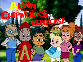 Alvin and the chipmunks munkcast series poster by dimidianproductions1-d5fk4f4