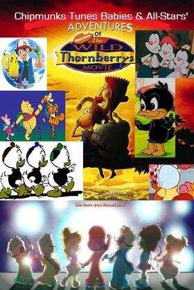 Chipmunks Tunes Babies & All-Stars' Adventures Of The Wild Thornberrys Movie