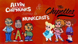 Alvin and the chipmunks munkcast series poster hd by dimidianproductions1-d5gngxx
