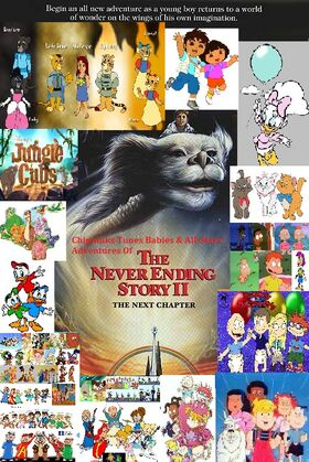 Chipmunks Tunes Babies & All-Stars' Adventures Of The Neverending Story 2 The Next Chapter