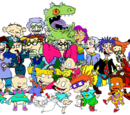 The Rugrats Gang