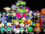 The Rugrats Gang