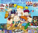 Chipmunks Tunes Babies & All-Stars' Adventures of Rugrats in Paris The Movie