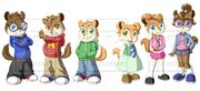 The Chipmunks and Chipettes 6