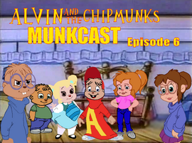 Alvin and the chipmunks munkcast episode 6 poster by dimidianproductions1-d5f9j92