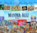 Chipmunks Tunes Babies & All-Stars' sings Mamma Mia!