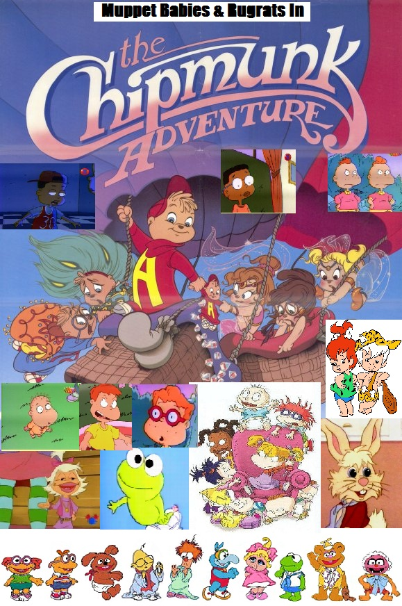 Muppet Babies Amp Rugrats In The Chipmunks Adventure