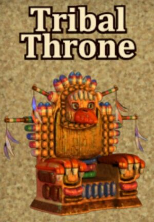 Tribal Throne
