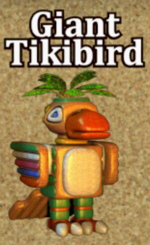 Giant Tikibird