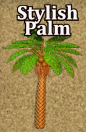 Stylish Palm