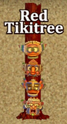 Red Tikitree